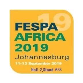 2019-FESPA AFRICA IN JOHANNESBURG